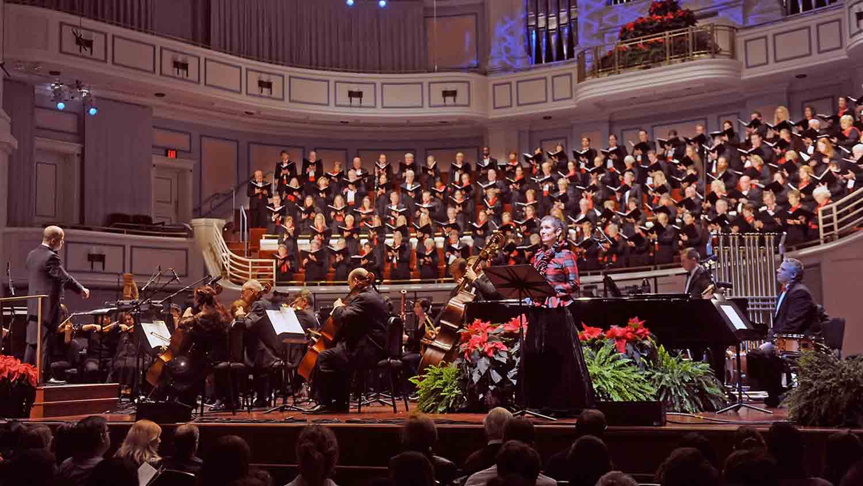 Symphonic choir 1