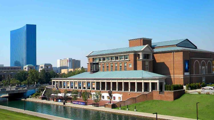 Indiana history center 1 list