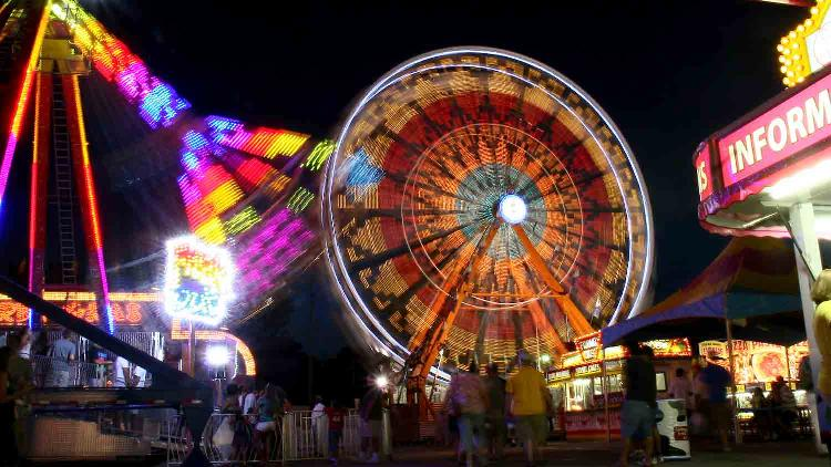 Indiana State Fair 2014 - A Time to Celebrate