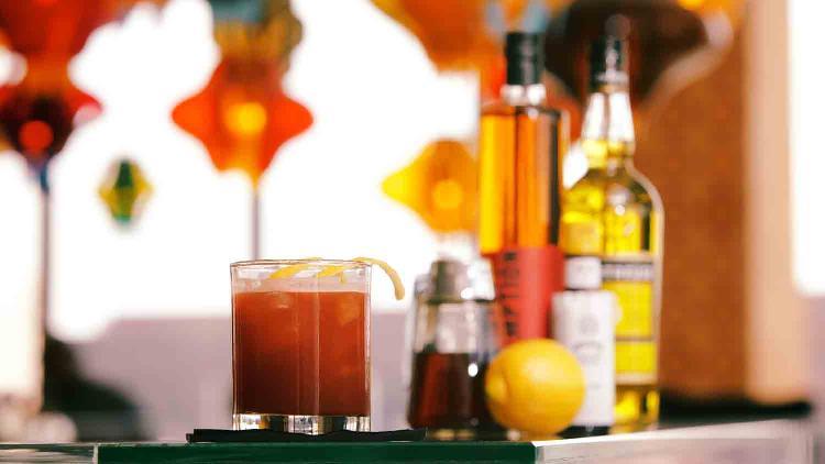 Craft cocktails li list