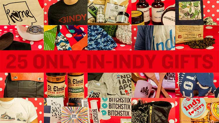 Indy holiday gifts list