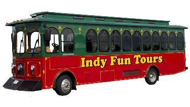 Indyfuntrolley list
