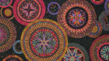 Nineteen Stars - Quilts of Indiana's Present and Past