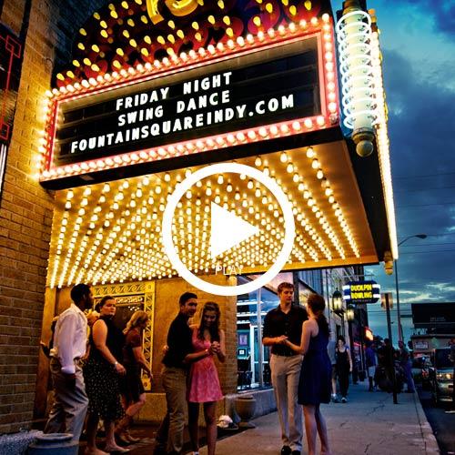 Urban adventurers fountainsquare video