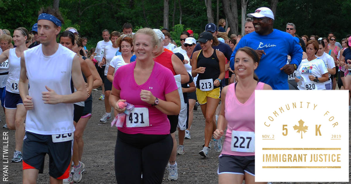 National Immigrant Justice Center 5K Run/Walk for Immigrant Justice