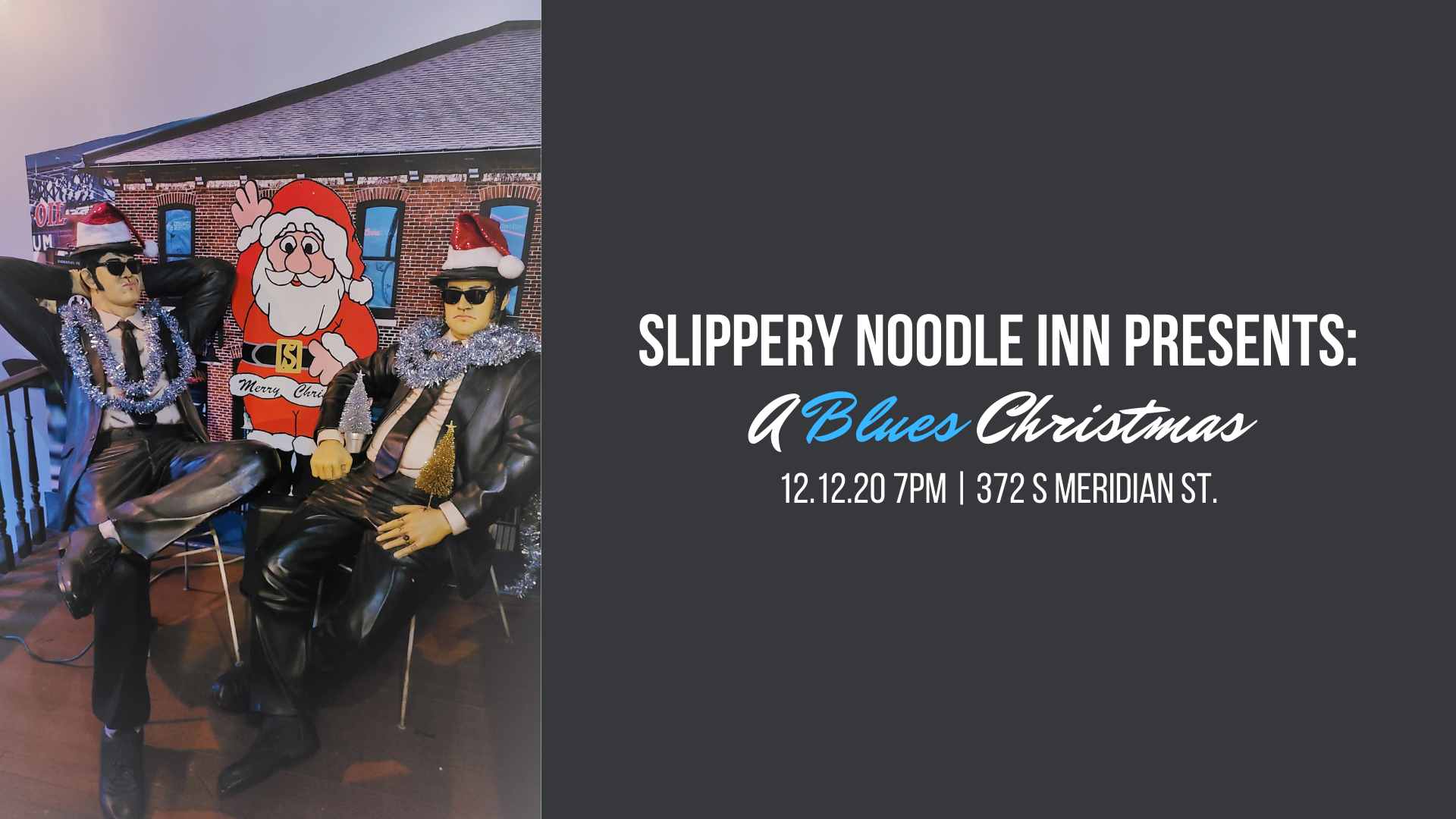 Slippery Noodle Presents - A Blues Christmas