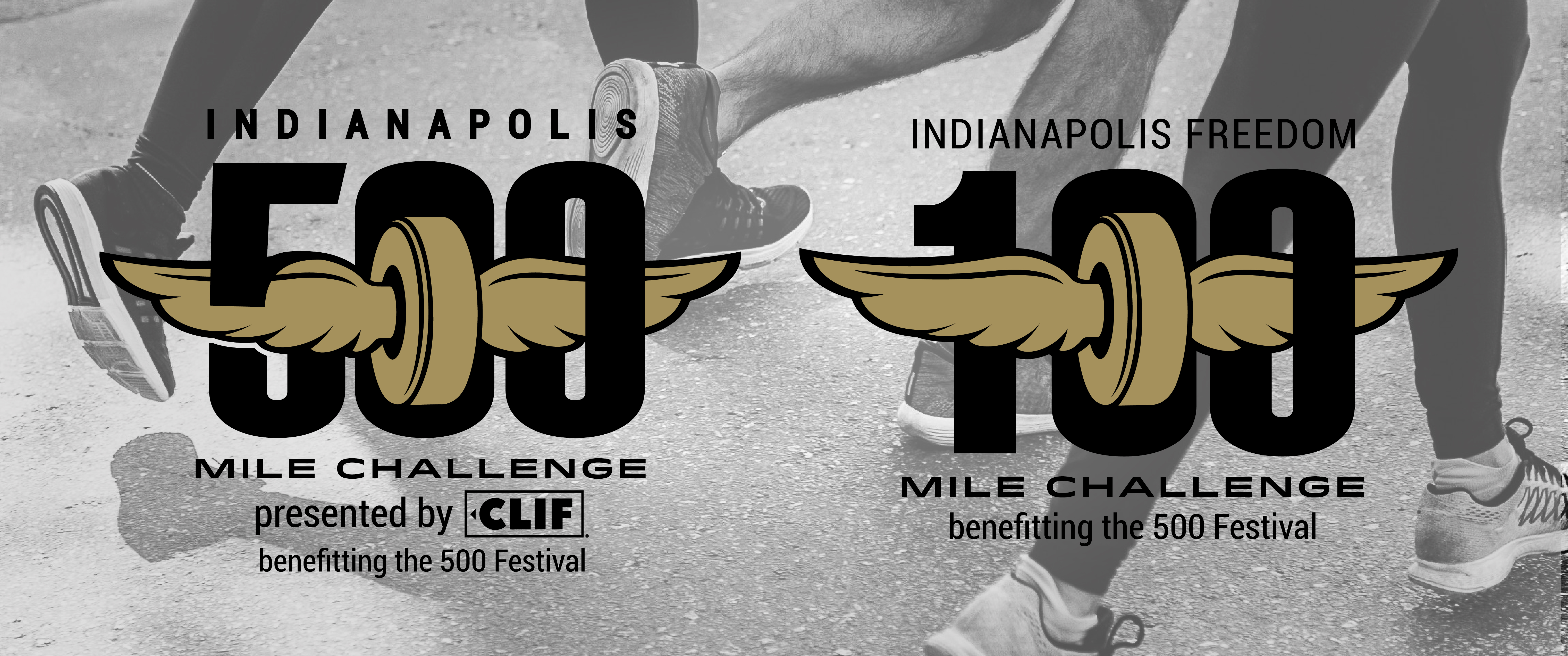 Indianapolis 500 Mile Challenge, presented by Clif Bar, benefitting the 500 Festival