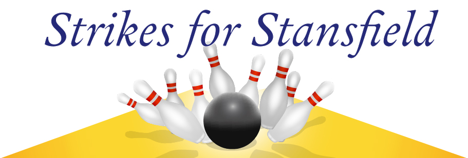 Strikes for Stansfield - Online Auction to Benefit Community Outreach Programs