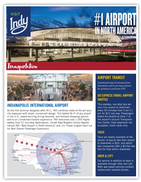 "Indy Transportation<br />Download Hi-Res PDF<br /> <span class=""h9"">(8.5x11, 2 pages, 6.8 MB)</span>"