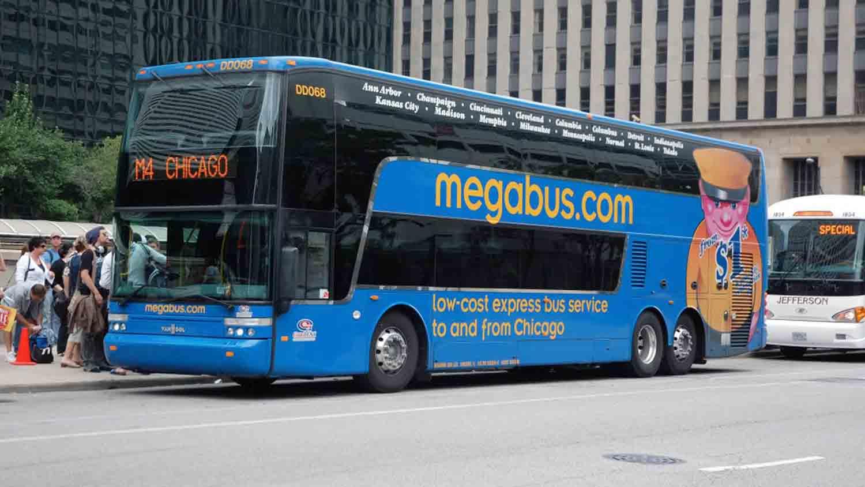Get around megabus
