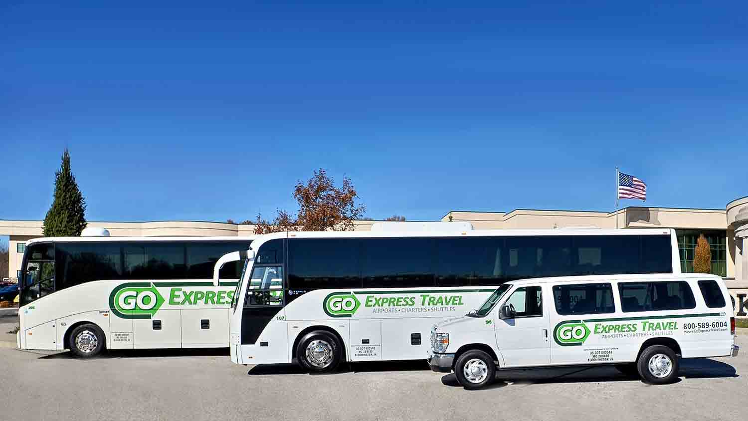 Go Express Travel - Airport Shuttle Service
