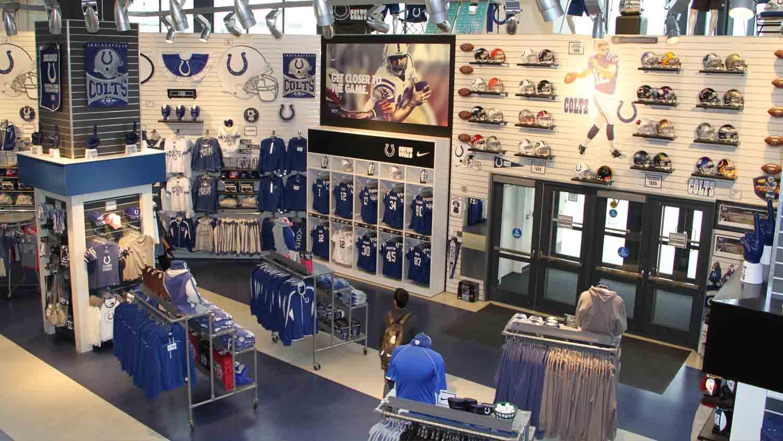 Colts Pro Shop - Lucas Oil Stadium 1
