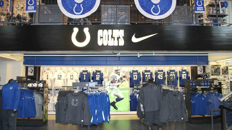 Colts Pro Shop - Lucas Oil Stadium 4