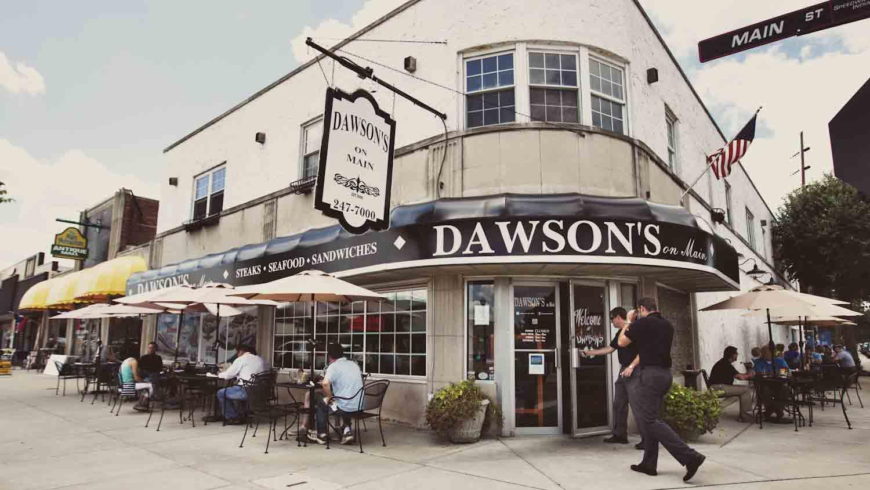 Dawsons on main 1