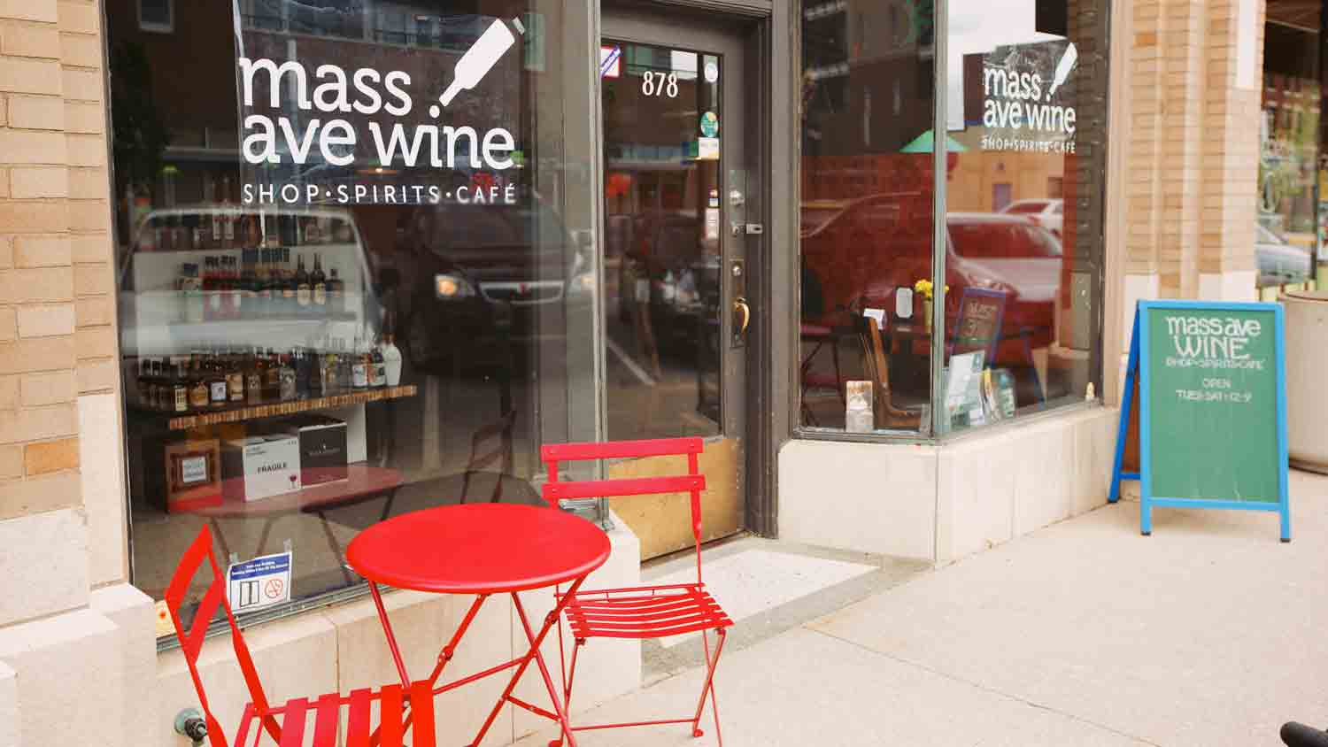 Mass ave wine shoppe 2