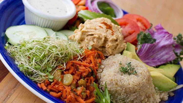 Vegetarian and Vegan Fare in Indianapolis