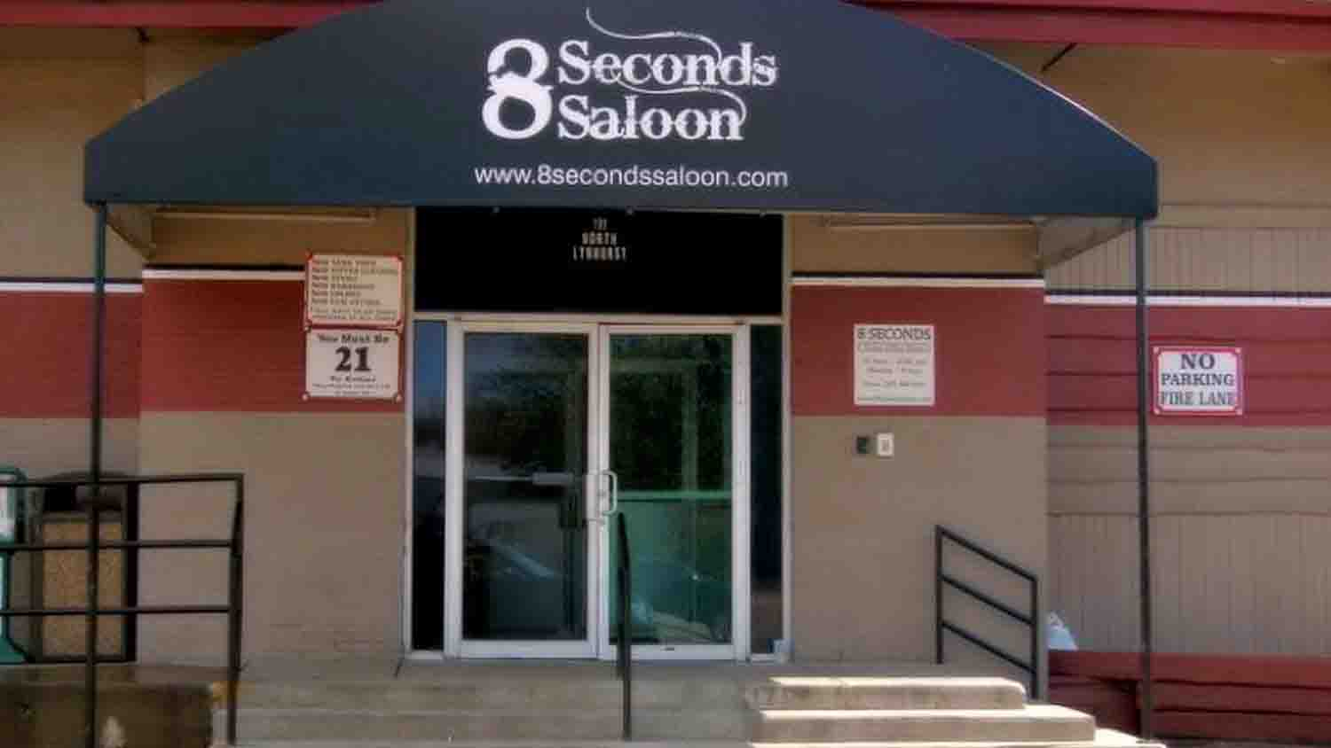8 seconds saloon 1