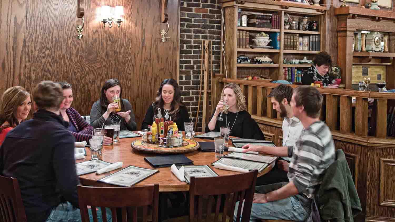 Aristocrat Pub & Restaurant 1