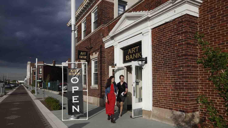 Art Bank Artists' Studios and Gallery 1