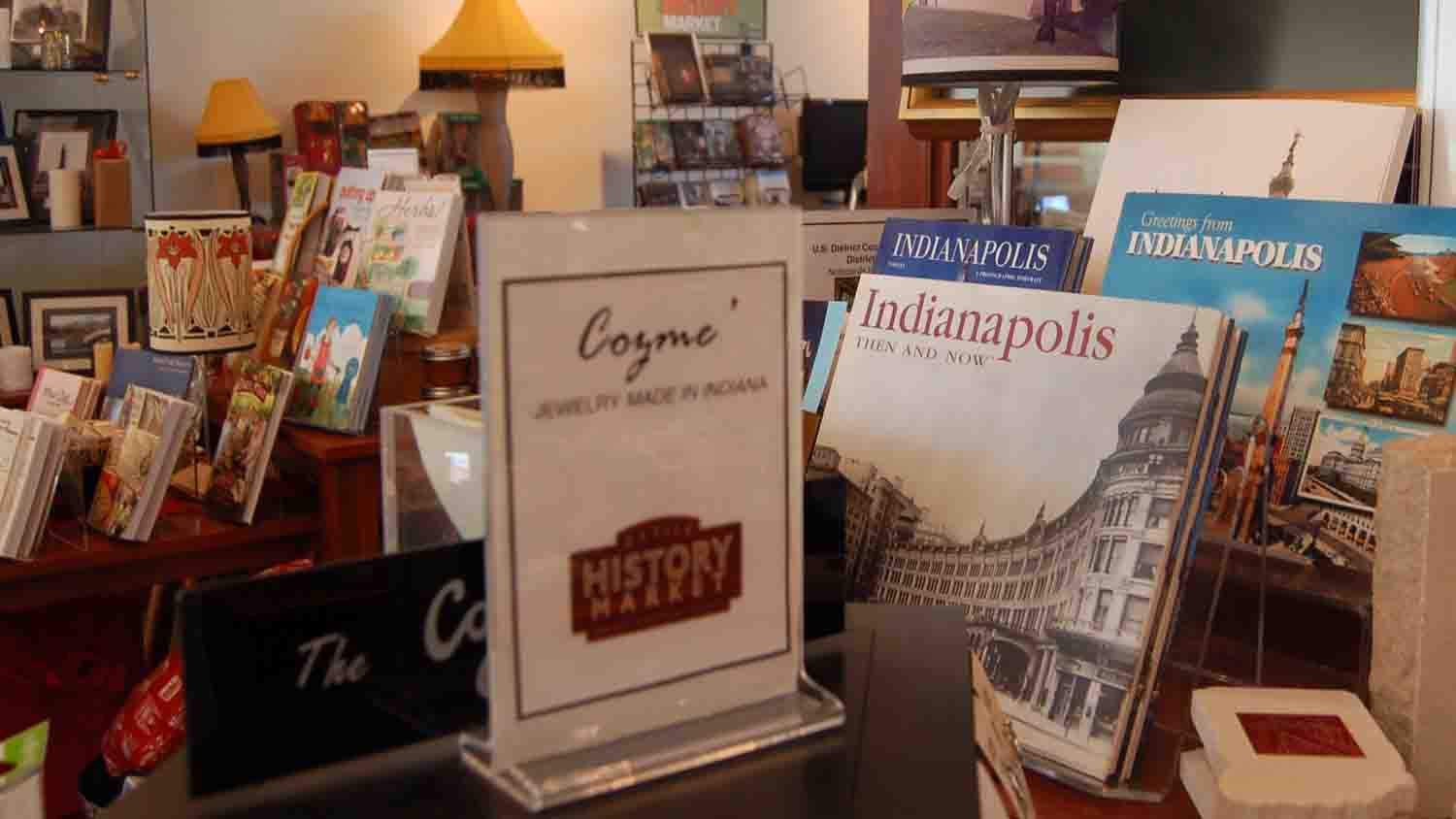 Basile History Market at the Eugene and Marilyn Glick Indiana History Center 3