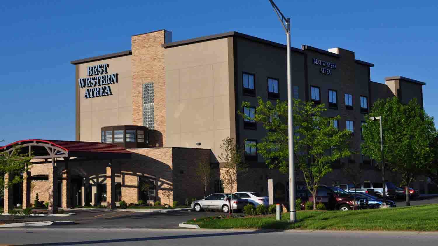 Best Western Atrea Airport Inn & Suites 1
