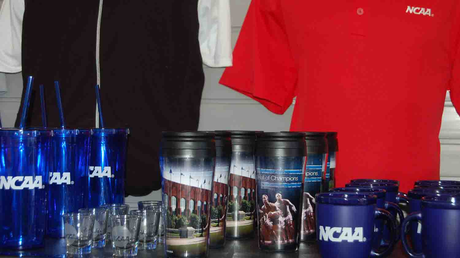 NCAA Hall of Champions Campus Corner Gift Shop 2