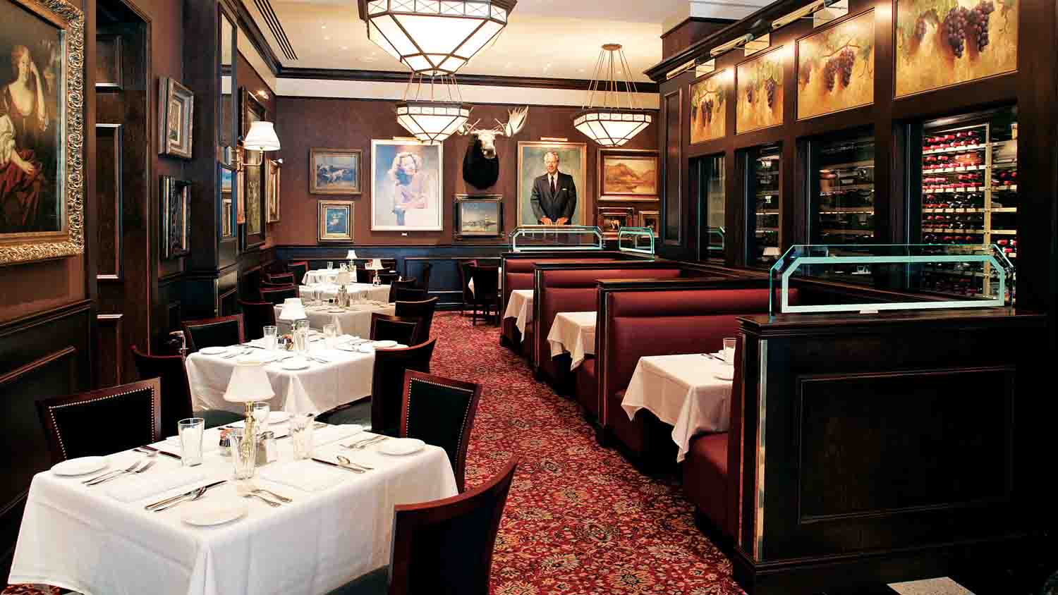 The Capital Grille at Conrad Indianapolis 1