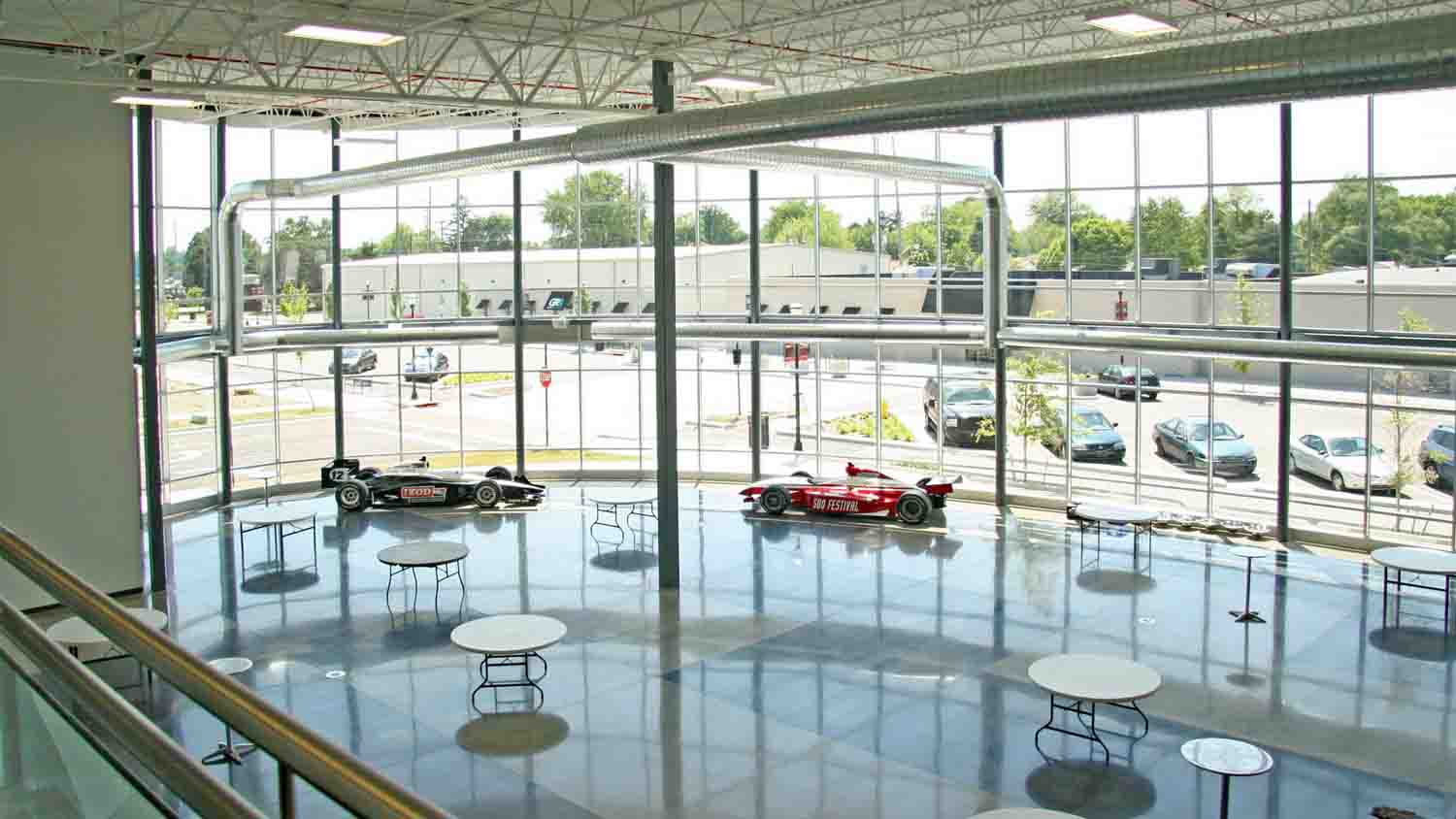 Dallara indycar factory 3