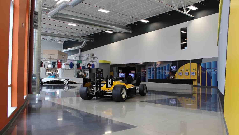 Dallara IndyCar Factory 2