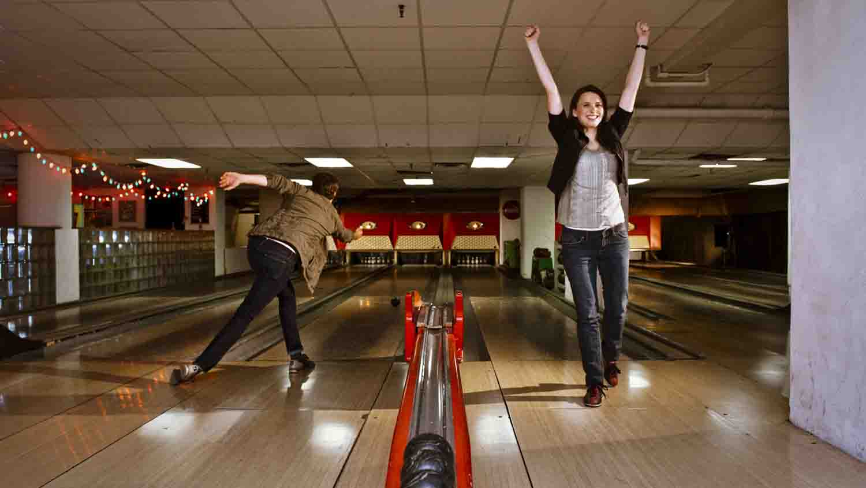 Duckpin bowling 2