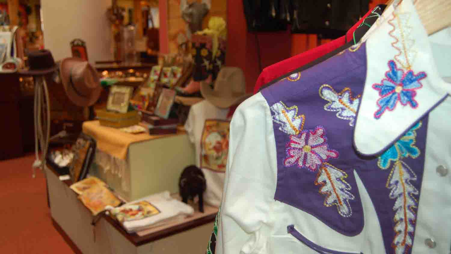 Frank and Katrina Basile Museum Store at the Eiteljorg Museum of American Indians and Western Art 3