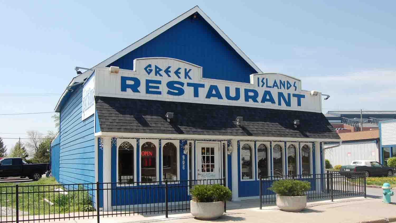 Greek Islands Restaurant 3