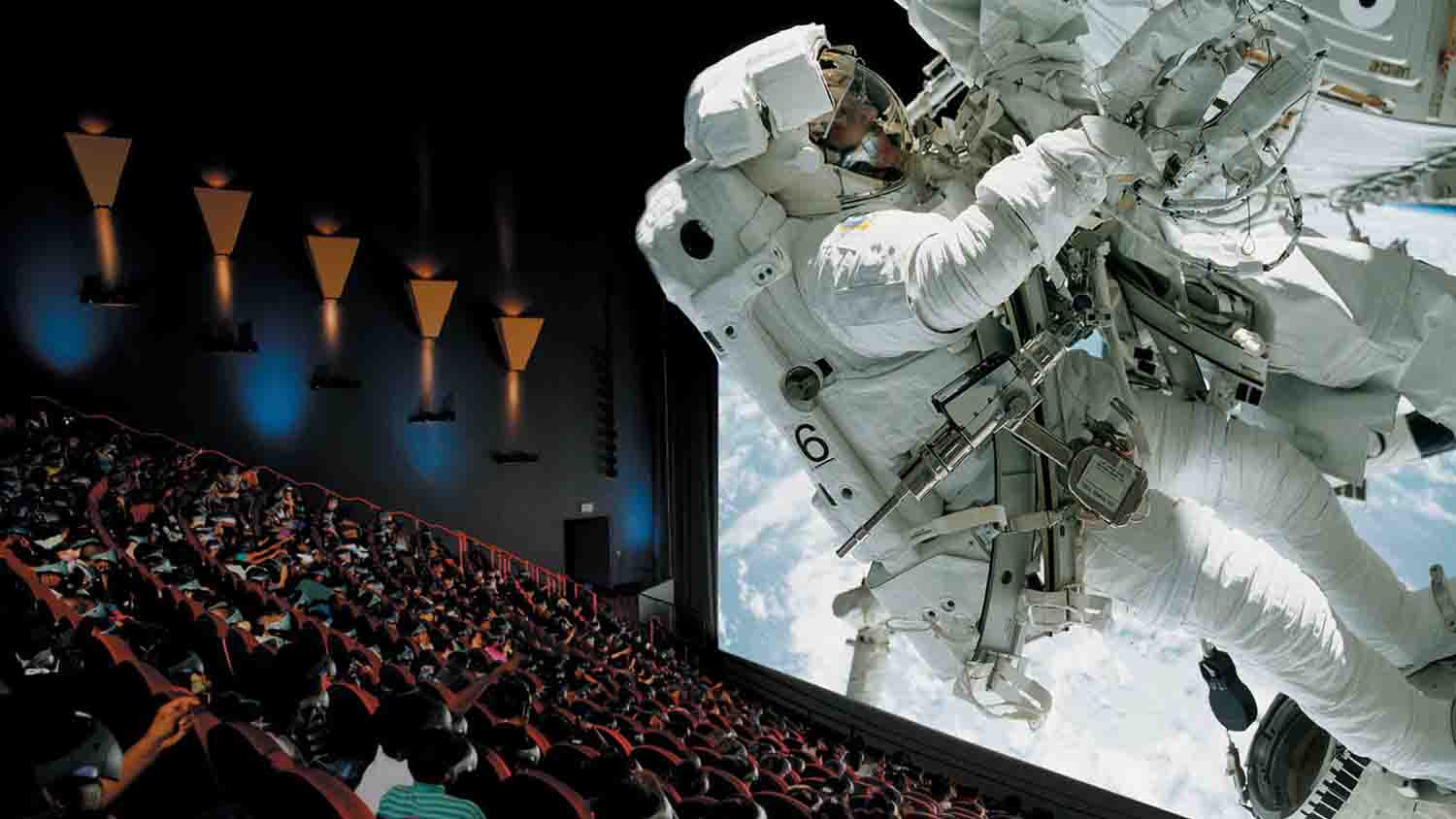 Imax theater 1