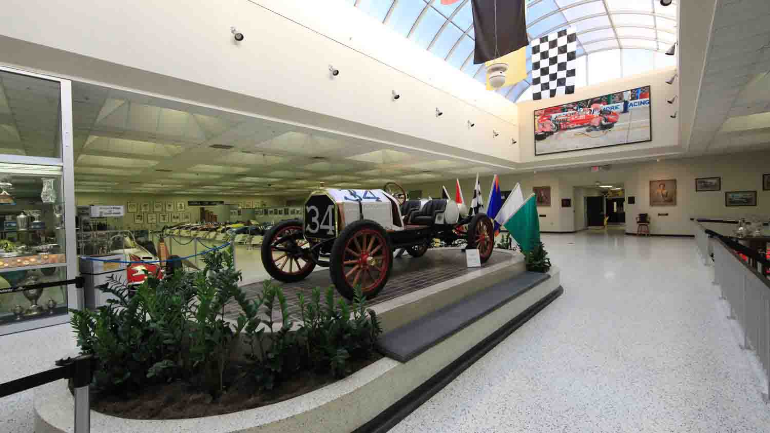 Ims hall of fame museum 6
