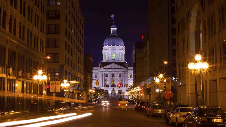Indiana statehouse 2