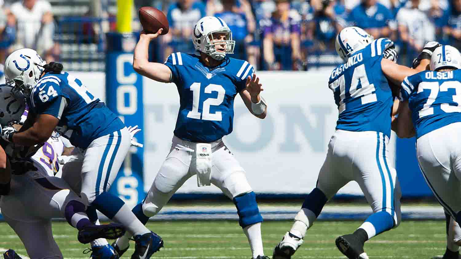 Indianapolis colts 6