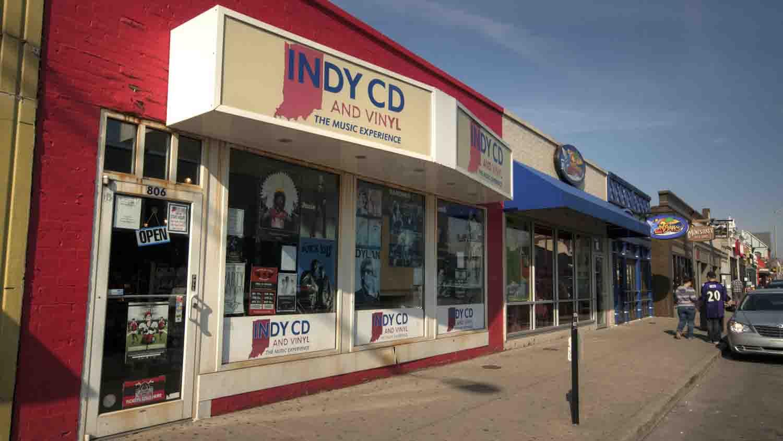 Indy CD & Vinyl 1