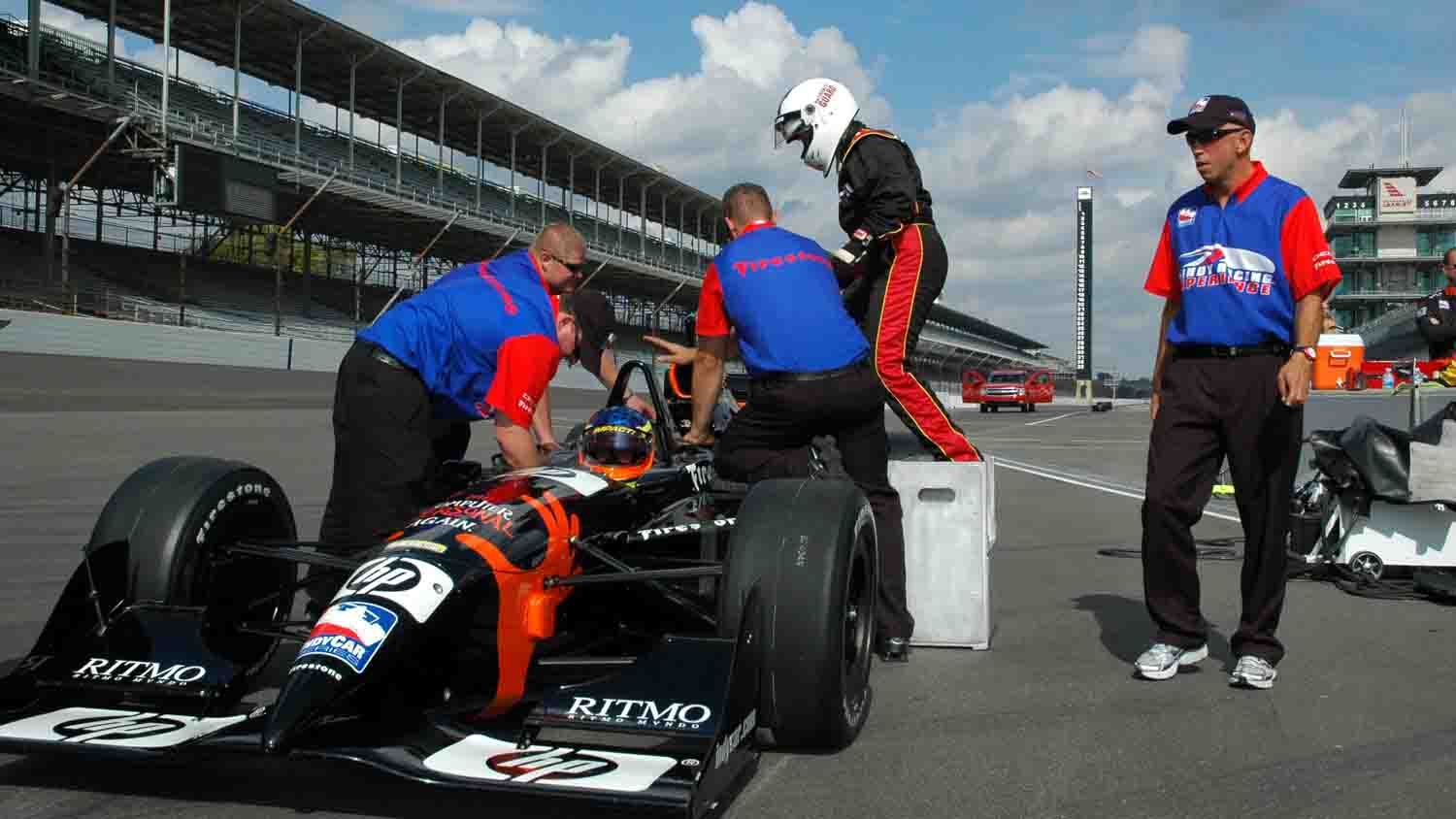 Indy racing experience 1
