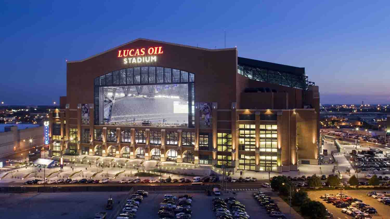 Lucas oil stadium 1