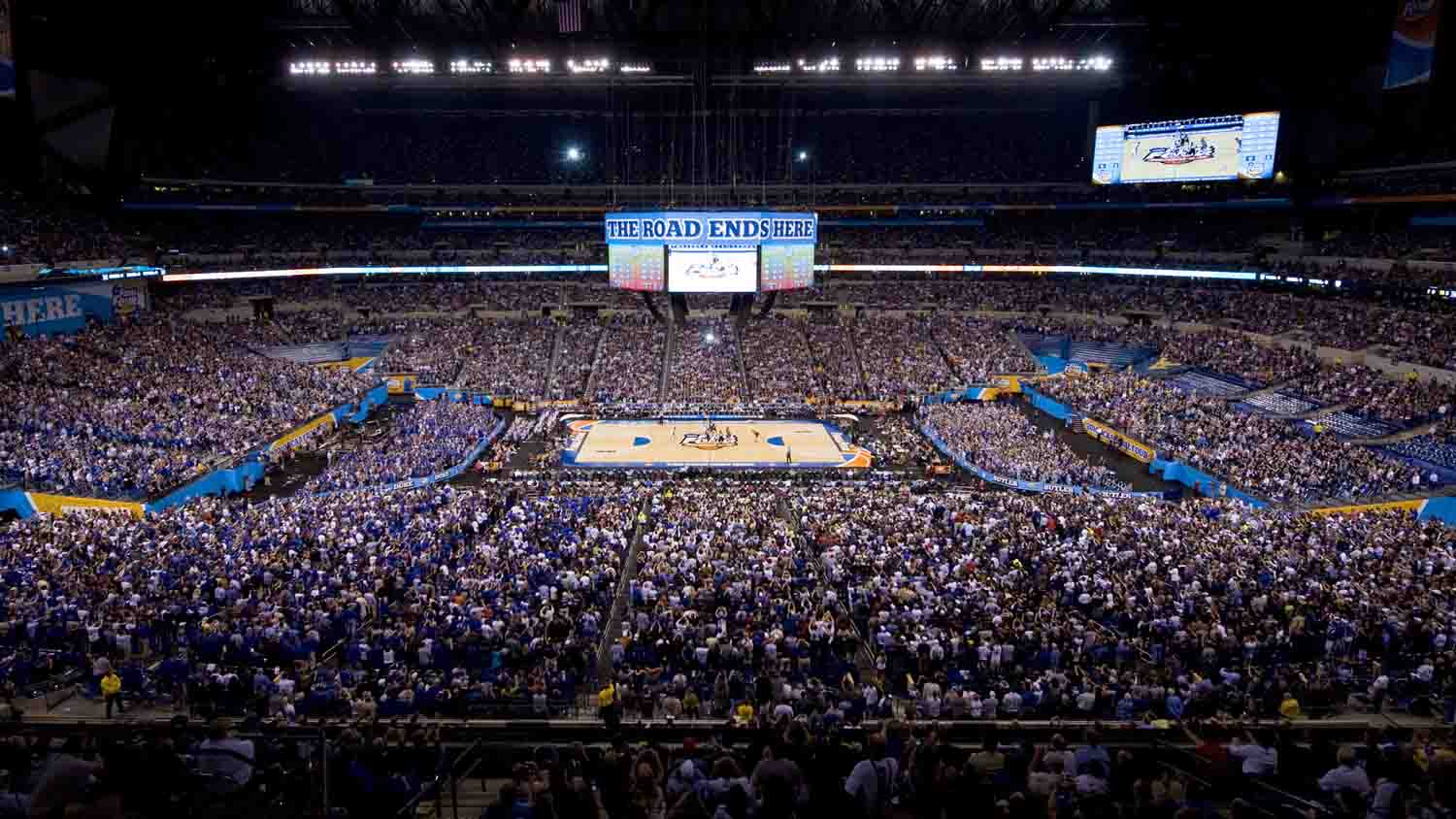 Lucas oil stadium 3