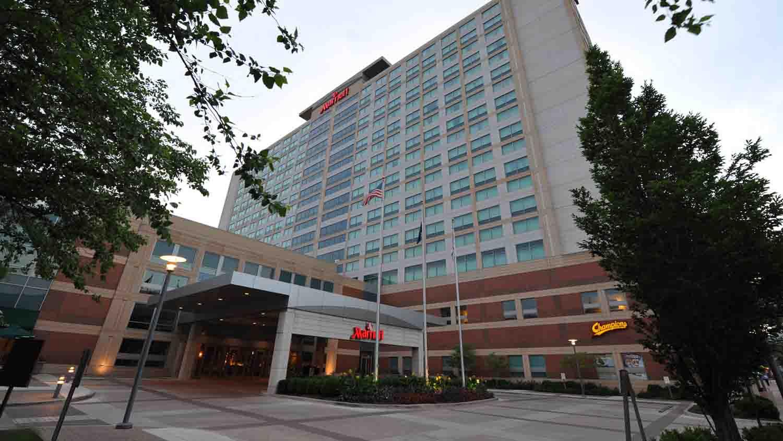 Marriott downtown 1