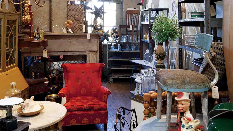 Midland Arts & Antiques Market 1