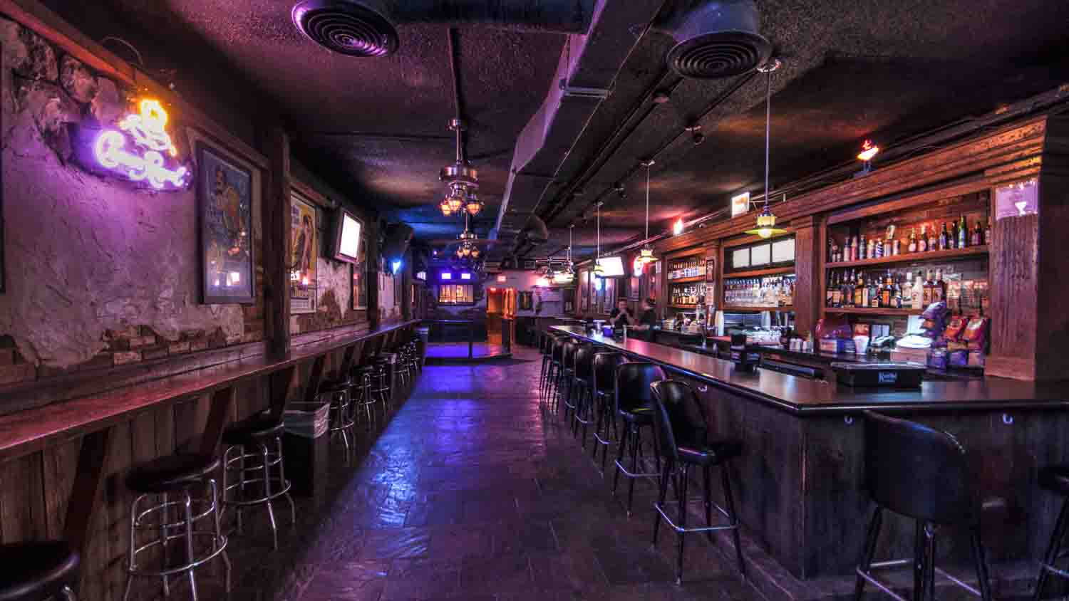 Mineshaft Saloon 1
