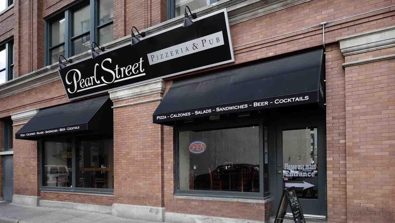 Pearl street pizzeria 1