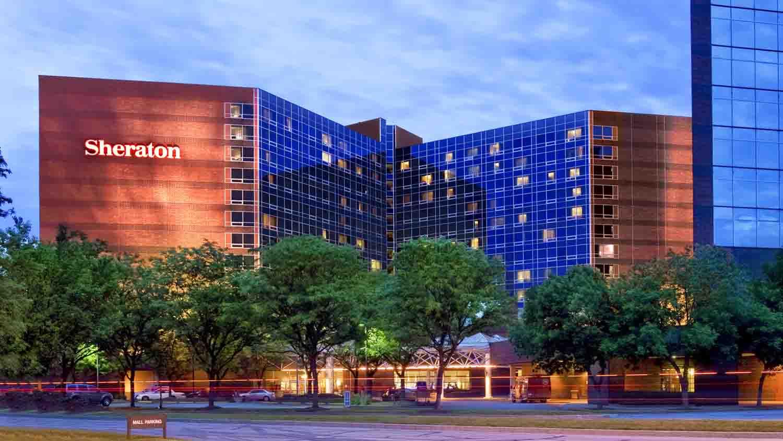 Sheraton hotel keystone 1