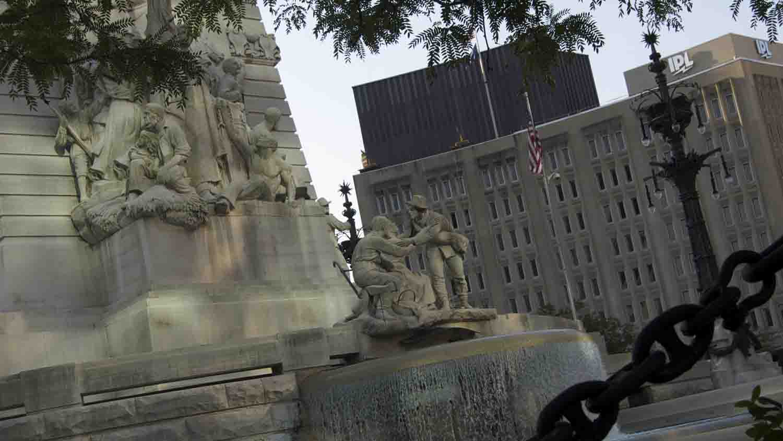 Soldiers & Sailors Monument/Monument Circle 3