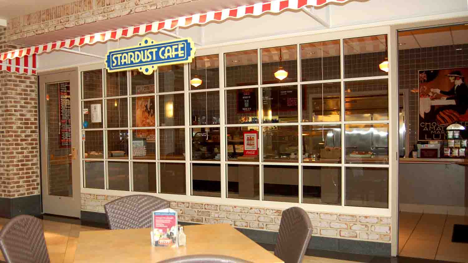 Stardust terrace cafe 1