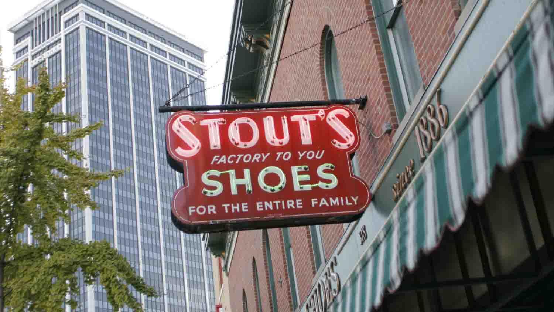 Stout's Footwear 1