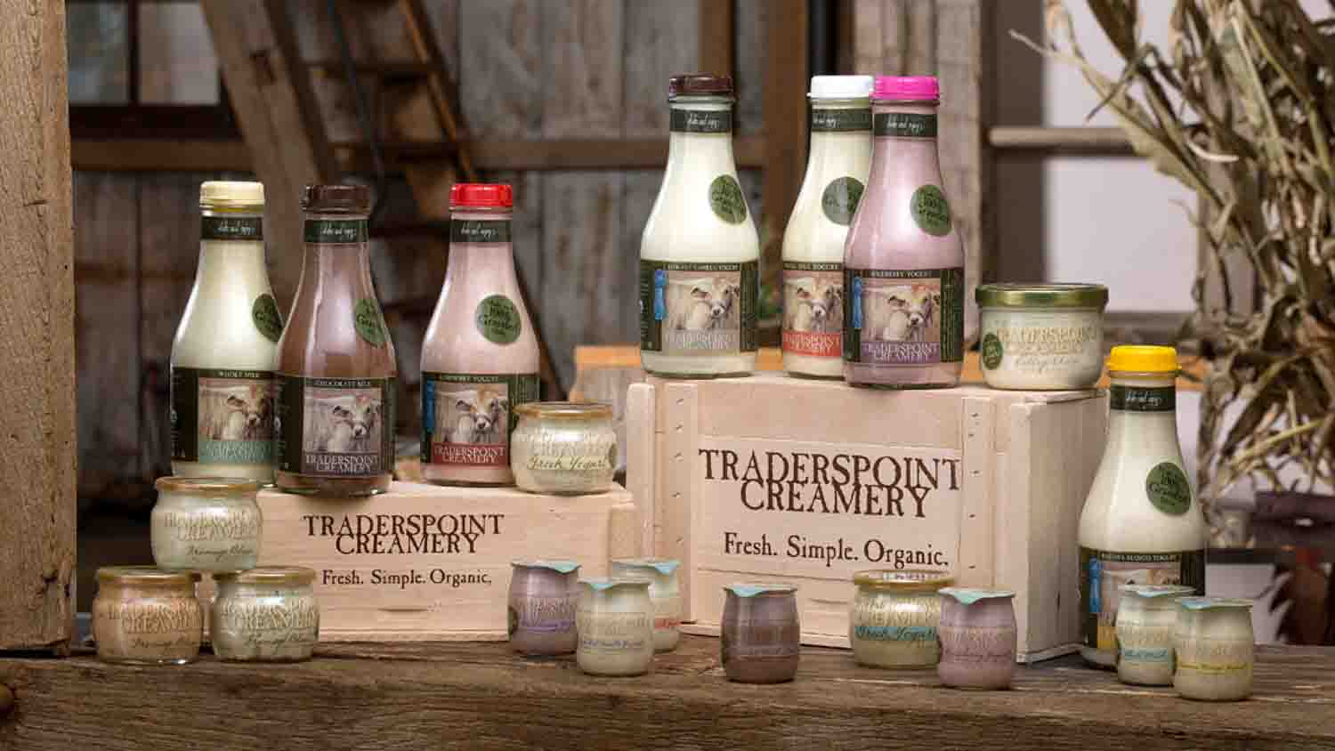 Traders point creamery 6