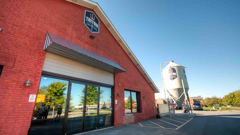 Triton brewery 2